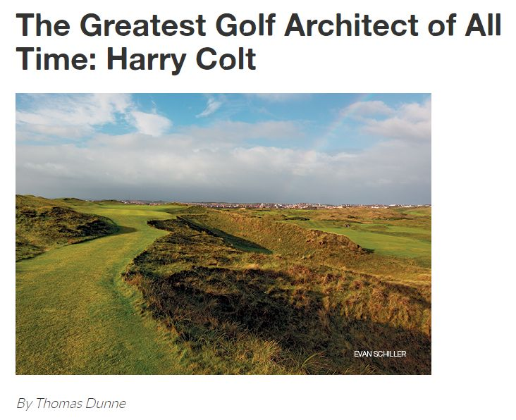 Harry Colt
