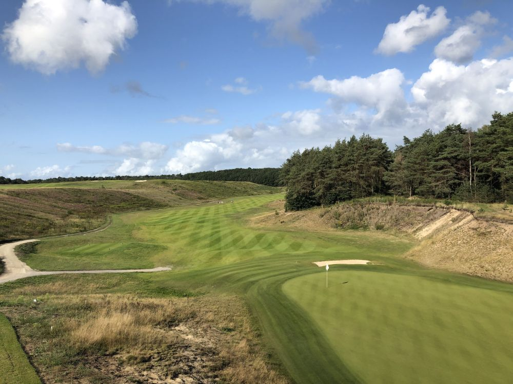 Links Valley golfbaan Ermelo